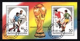 BULGARIE 1983 Mi.nr:Block 208A Fussball-Weltmeisterschaft Oblitérés - Used - Gebruikt - Bulgaria