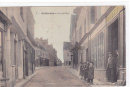 Eure-et-Loir - Gallardon - Grande-Rue - Autres Communes