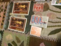 USA AIR MAIL - Francobolli