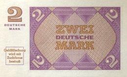West Germany 2 Mark 1967 UNC, Ro.318a/BRD-70a - [13] Bundeskassenschein