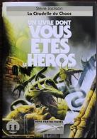LDVELH - Défis Fantastiques - 2 - La Citadelle Du Chaos - Gaillimard 2012 - Jeux De Société
