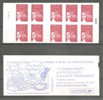 Carnet LUQUET Pour Guichets Y&T N° 3419 - C 14 - 10 TVP N° 3419. Neuf . Avec RGR-2 En Marge Gauche. TB - Carnets