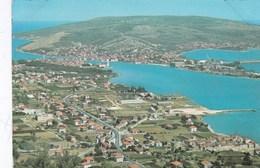 Carte Vers 1980 TROGIR - Yougoslavie