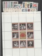 Jahrgang 1969 Kpl. Postfrisch - Années Complètes