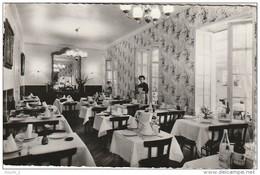 GU 17 - (64)  CIBOURE SAINT JEAN DE LUZ - HOTEL HELRO BAITA - H. DOUMENJOU PROPRIETAIRE - SALLE A MANGER - 2 SCANS - Ciboure