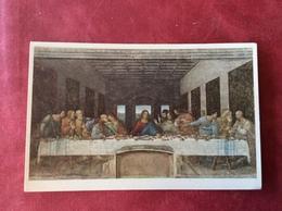Het Laatste Avondmaal - Schilderijen, Gebrandschilderd Glas En Beeldjes