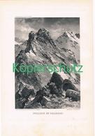 095 1910 E.T.Compton Zwillinge Valgragis Druck 1910 !! - Prints