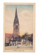 4352 HERTEN, Evangelische Kirche - Herten