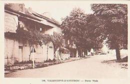 Aveyron        286        Villeneuve D'Aveyron.Porte Viole - Otros Municipios