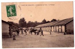 3272 - Camp De Chalon ( 51 ) - 6e Escadron Du Train ( Le Pansage ) - éd. J.HH. - - Camp De Châlons - Mourmelon