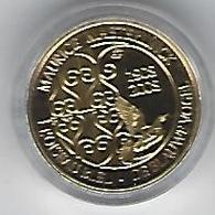 BELGIE - BELGIQUE 50€ Blue Bird (LZ-G28), Gold In Box With Certificate - Belgium