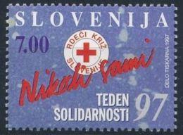 Slovénie 2007 Nobel Red Cross Croix Rouge MNH - Nobel Prize Laureates