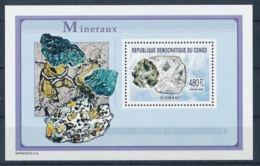 Congo 2002 Minerals Mineraux  MNH - Minéraux