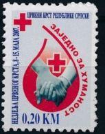 Bosnie 2007 Nobel Red Cross Croix Rouge  MNH - Nobel Prize Laureates
