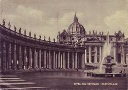 Citta' Del Vaticano : Particolare - Viaggiata - Vatican