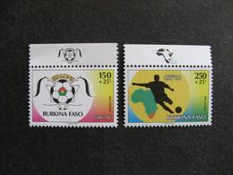 BURKINA FASO: TB Paire N° 969 Et N° 970 , Neufs XX. - Burkina Faso (1984-...)