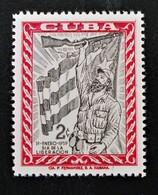 JOURNEE DE LA LIBERATION 1959 - NEUF * - YT 498 - MI 615 - Cuba