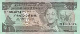 ETHIOPIA P. 36 1 B 1987 UNC - Ethiopië