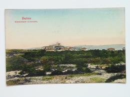 Trieste 345 Duino 1910 Ed Schmelzer Wien - Otras Ciudades