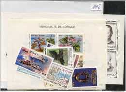 Monaco Années Completes ** (Luxe) 1996 - Monaco