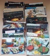 Recettes Recepten Recipes / 70 Differents Verschillende Different - Recipes (cooking)