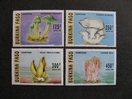 BURKINA FASO: TB  Série N° 983 Au N° 986, Neufs XX. - Burkina Faso (1984-...)