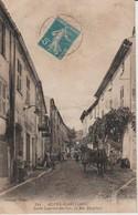 06SLV - SAINT-LAURENT-du-VAR , La Rue Desjobert - Saint-Laurent-du-Var