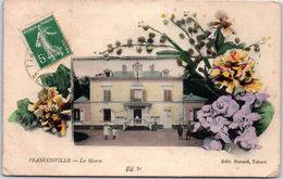 76 FRANCONVILLE - La Mairie - Other Municipalities