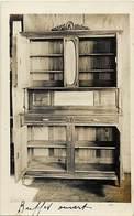 Themes Div- Ref Y864- Carte Photo -meubles - Meuble - Buffet - Carte Photo Bon Etat  - - Photographs
