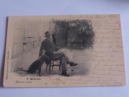 F Mistral - 1901 - Escritores