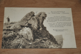 6167- LES ROCHES CRAHAY A NONCEVEUX - 1924 - Aywaille