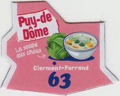 Magnet Le Gaulois - 63 - Puy-de-döme - Publicitaires
