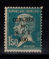 YV 265 N** Congres Du BIT - Pasteur Cote 48 Euros - France