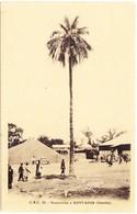 1919 Ansichtskarte Fabriken In Kontaour Gelaufen An Chefkoch Des Bahnhofbuffets Bern - Gambia