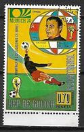 GUINEE EQUATORIALE    -    FOOTBALL   /  Yachine    -    Oblitéré . - Coppa Del Mondo