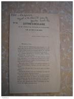 Guerre De 1870 : Documents  Du  Département De La Manche. - Documents