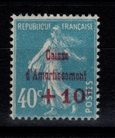 YV 246 N** Caisse D'Amortissement Cote 10 Euros - France
