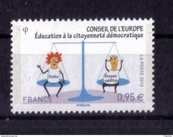 CONSEIL DE L'EUROPE N* 156 NEUF** - Service