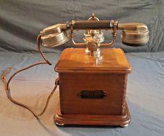 Téléphone Ancien - Association Des Ouvriers En Instruments Précision Modèle 1910 - Téléphonie