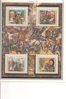CENTRAFRIQUE  Scott 939a Yvert BF99 ** (bloc) Cote 16,00 $ 1989 - Centrafricaine (République)