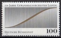 GERMANY Bundes 1654,unused - Music