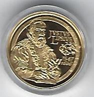 BELGIE - BELGIQUE Justus Lipsius - 2006 - 50 Euro Gold In Box With Certificate - Belgium