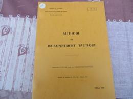 Méthode De Raisonnement Tactique - 195/08 - Livres, BD, Revues