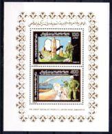 26.10.1991; Zum Gedenken Der Nach Italien Deportierten, Mi- 1870 + 1874 Im Block 123, Neu **, Los 50532 - Libya