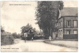 76  Saint-André-sur-Cailly ( Animation) - France