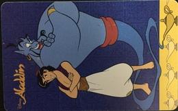 Paco \ ARGENTINA \ AR-TLF-F029B \ Aladino Con Genio \ Usata - Argentina