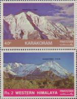 Ref. 27395 * NEW *  - PAKISTAN . 1985. PAKISTN PEAKS. CUMBRES DEL PAKISTAN - Pakistán