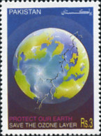 Ref. 357019 * NEW *  - PAKISTAN . 1997. PROTECCION DE NUESTRO PLANETA - Pakistán