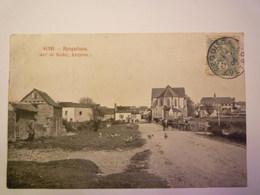 REQUISTA  (Aveyron)  :  Vue Générale   1906   - Francia
