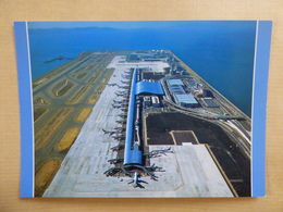 AEROPORT / FLUGHAFEN / AIRPORT    KANSAI  INTERNATIONAL - Aeródromos